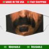 Apostrophe Moustache Face Mask 154159