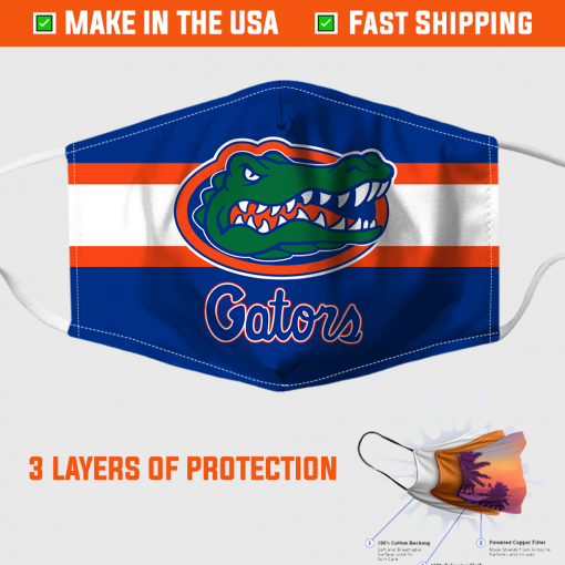 Florida Gators Face Mask 155029