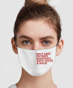 Keep Patrick Mahomes Safe Face Mask 220791.jpg