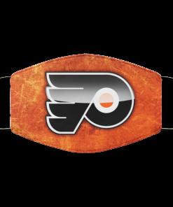 Philadelphia Flyers face mask