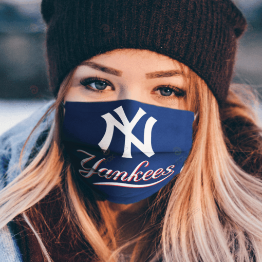 New York Yankees Face Mask Make In The Usa 155992