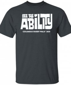 See The Ability Columbus Buddy Walk 2021 shirt