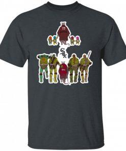 Chicago White Sox Teenage Mutant Ninja Turtles shirt