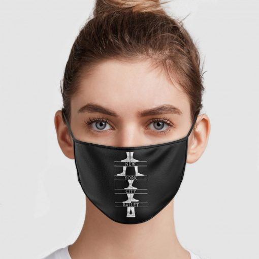 New York City Ballet Face Mask 160597