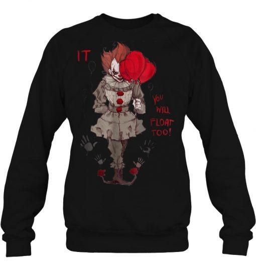 It You Will Float Too Halloween Shirt 325567 4.jpg