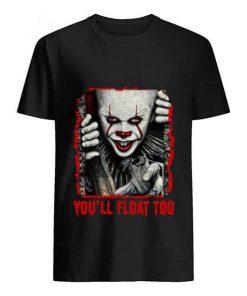 It You Will Float Too Halloween Shirt.jpg