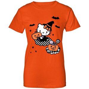 Hello Kitty Trick Or Treat Halloween 162328